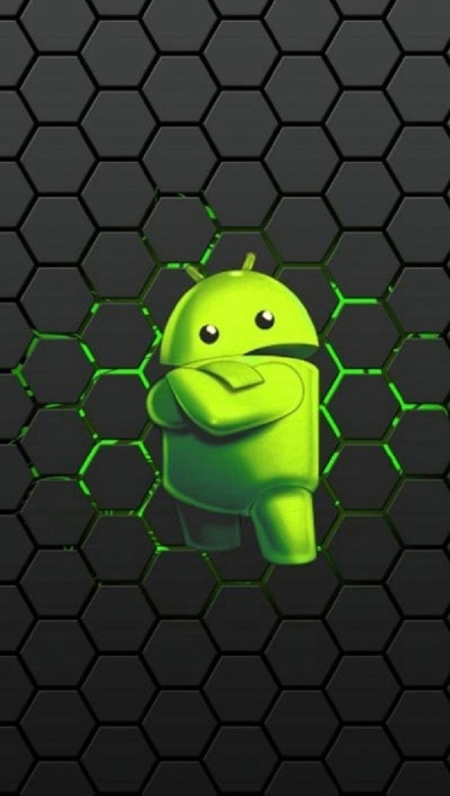 Free Android Robot Wallpaper For Your Phone